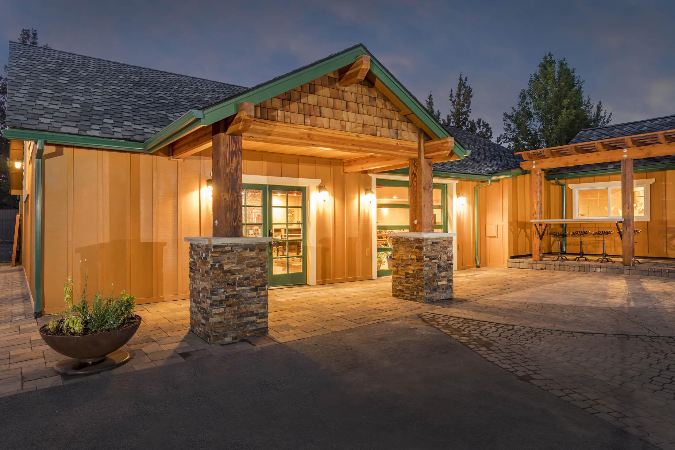 HOLLYMAN DESIGN | Architectural design services include: Custom Home Design
