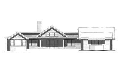 Farmhouse Goes Modern